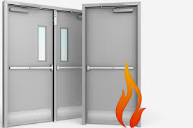 Metal Glass Door by Steel U0026 Metal Fire Rated Doors Cdfdistributors Com