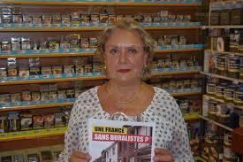 chambre syndicale des buralistes veynes surenchère fiscale sur le tabac les buralistes se mobilisent