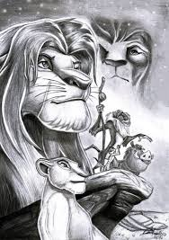 lion king pencil drawings tags lion king drawing kids