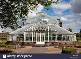 the winter gardens glasshouse attached to the peoples u0027 palace