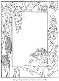 shell borders and frames designs shell frame things i like