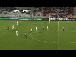 Toulouse Evian Thonon Gaillard vidéo but (2-1)