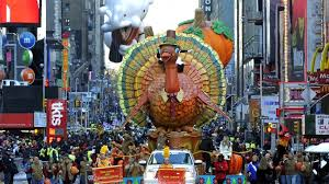 the macy s thanksgiving day parade history in the headlines