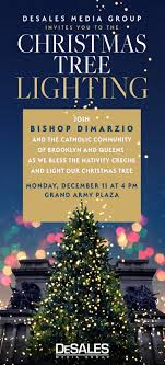christmas tree lighting 2018 diocese christmas tree lighting diocese of brooklyn