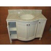 hampton bay curved bath vanity bathroom remodel pinterest
