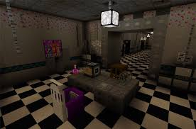 how to make a fnaf fan game five nights at freddy s 2 re creation creation minecraft pe maps