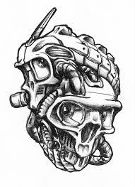 skull module by stevegolliotvillers on deviantart