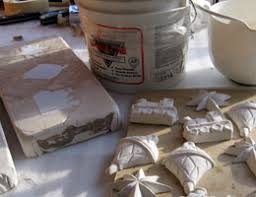 how to make paper mache ornaments lots of them ultimate paper
