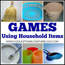 minute to win it games using household items coolest family on