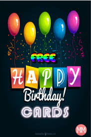 free happy birthday cards android apps on play