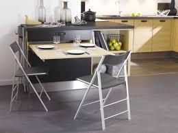 cuisine table escamotable table cuisine escamotable tiroir meuble avec newsindo co