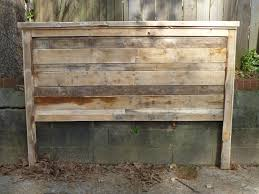 Homemade Headboards For King Size Beds by Pallet Farmhouse Style Headboards Furniture Pinterest