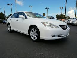 lexus e350 tires pre owned 2007 lexus es 350 4d sedan in sarasota px1125 toyota