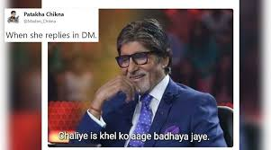 Define A Meme - kaun banega crorepati the best amitabh bachchan quotes are viral