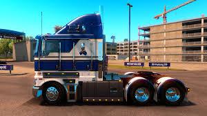 kenworth america kenworth k200 interior v1 0 for ats american truck simulator