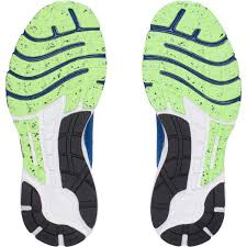 Lime Lights Shoes Under Armour Women U0027s Ua Charged Bandit 2 Running Shoes In Blue Lyst