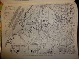 Ohio River Valley Map 1766 Ohio River Tygarts Creek Maps