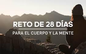 Challenge Para Que Es Reto Fitness De 28 Días El Empujón Que Necesitabas