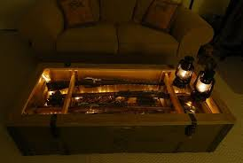 man cave coffee table mosin coffe table gun stuff pinterest coffe table man caves
