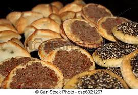 cuisine libanaise traditionnelle traditionnel libanais casse croûte libanais tartes image