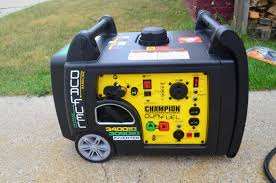Champion Dual Fuel Inverter Generator Busted Wallet