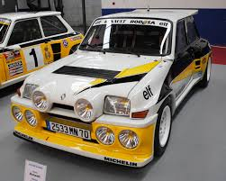 renault 5 turbo group b file renault 5 maxi turbo 1984 ifevi 2014 jpg wikimedia commons