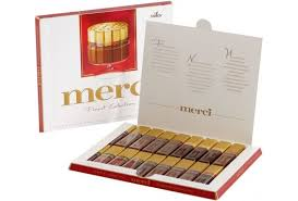 where to buy merci chocolates merci chocolate 250gr