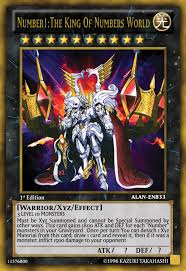 image number1 the king of numbers world card by alanmac95