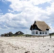Immobilien Haus Ferienhaus Boom Terrorangst Treibt Hauspreise An Nord Und Ostsee