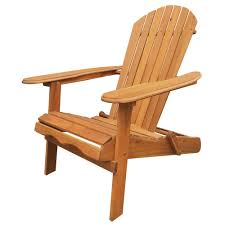 Adirondack Chair Leigh Country Folding Adirondack Chair Tx 36600 The Home Depot