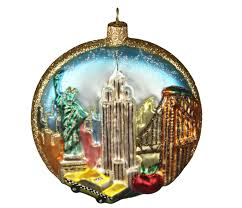 amnh shop new york medallion ornament ornaments for the home