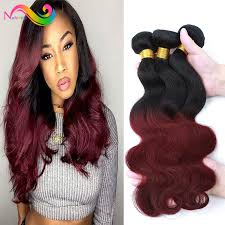 ombre hair weave african american find more human hair extensions information about 7a ombre