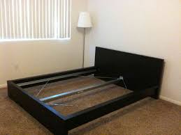 Twin Bed Frame Ikea Bedroom Ikea Malm Bed Frames Medium Hardwood Picture Frames