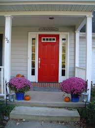 red front door decorating charming reliabilt windows for home decoration ideas