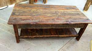 reclaimed wood round coffee table table elegant weathered coffee table for appealing living room