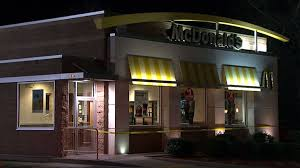 mcdonald u0027s employees lock themselves in freezer during robbery