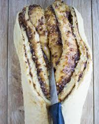 persimmon hazelnut raisin swirl loaf u2022 two purple figs