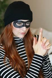 Halloween Burglar Costume U0026 Easy Robber Halloween Costume