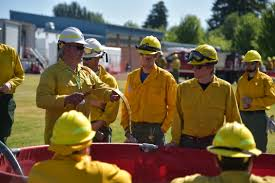 Wildfire Suppression Equipment by A Look At Washington Wildfire Training Lens
