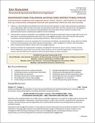 Resume Sample Executive by Example Investment Banking Resume Page 1 Resume Examples
