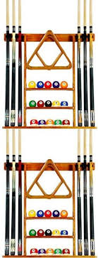 pool table wall rack ball and cue racks 75185 brunswick cue wall rack 6x11x56 in