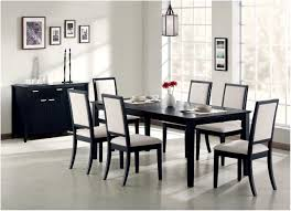 dining room round glass dining table modern dining room table