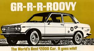 car advertisement 1969 car advertisement 1969 datsun 510 advertisement 2 picture