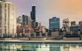 rooftop pool chicago 4k hd desktop wallpaper for 4k ultra hd tv