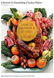 thanksgiving turkey platter turkey platter garnish ideas turkey platter thanksgiving and