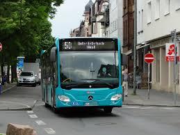 Stadtbus Bad Nauheim Gießen Db Busverkehr Hessen Fotos Bus Bild De