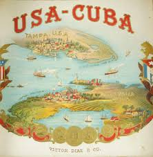 Map Tampa Florida by Tampa And Cuba Connected Through Time Tbo Com