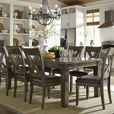 stanhope extending dining room table 8 chairs costco uk