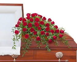 casket spray simply roses deluxe casket spray from seasons floral