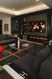 living room awesome modern living room with a ribbon fireplace full size of living room awesome modern living room with a ribbon fireplace decor tips